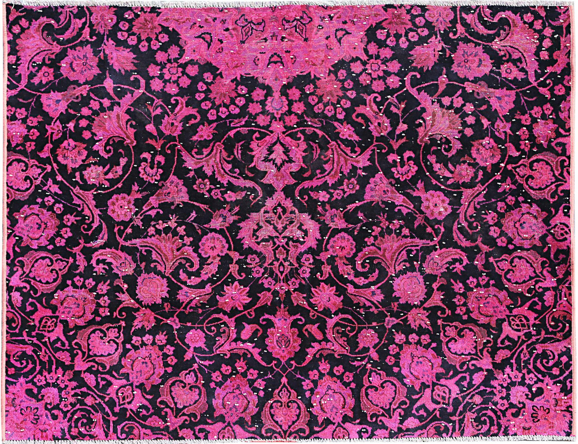 Vintage Teppich  rot <br/>188 x 144 cm