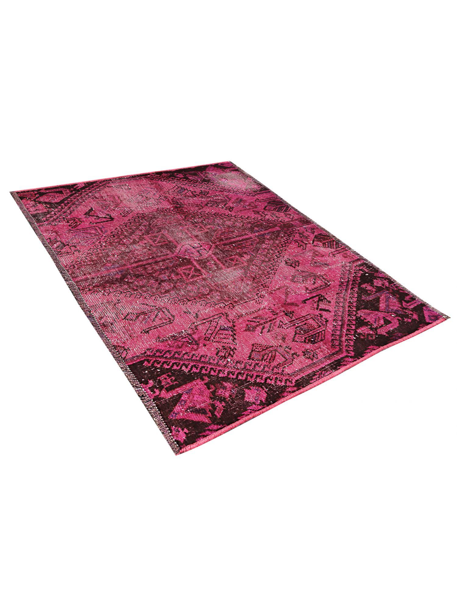 Tappeto Vintage  rosa <br/>133 x 84 cm