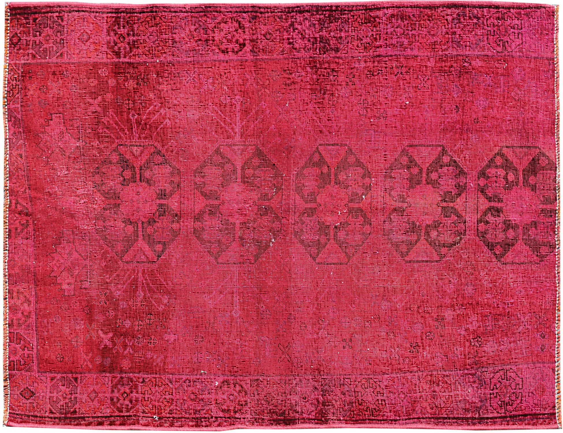 Tappeto Vintage  rosa <br/>205 x 127 cm