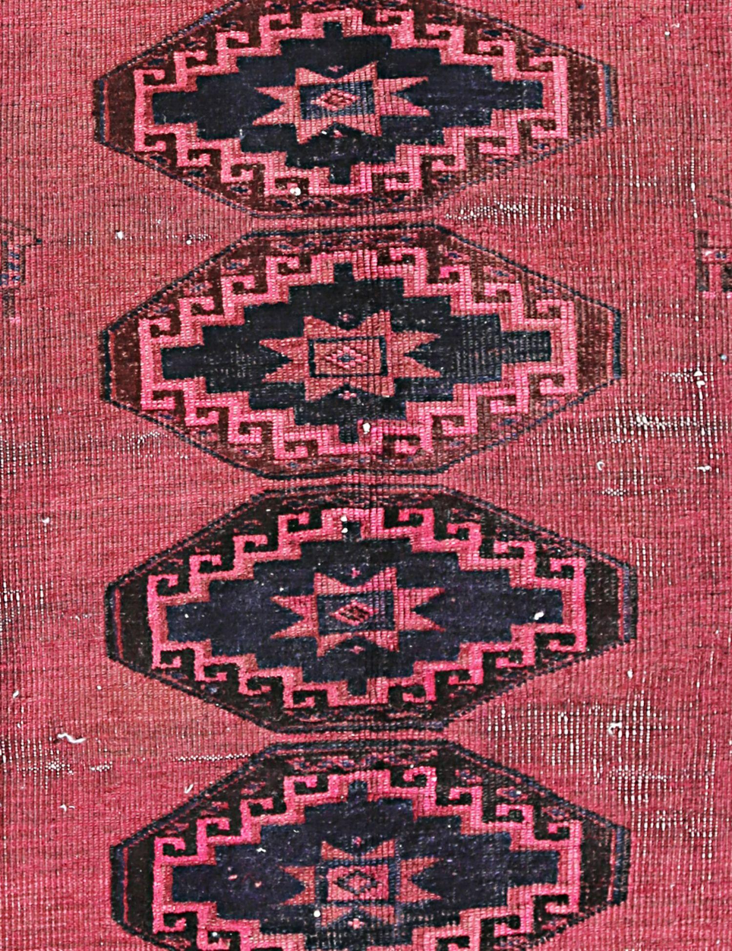 Tappeto Vintage  rosa <br/>226 x 117 cm