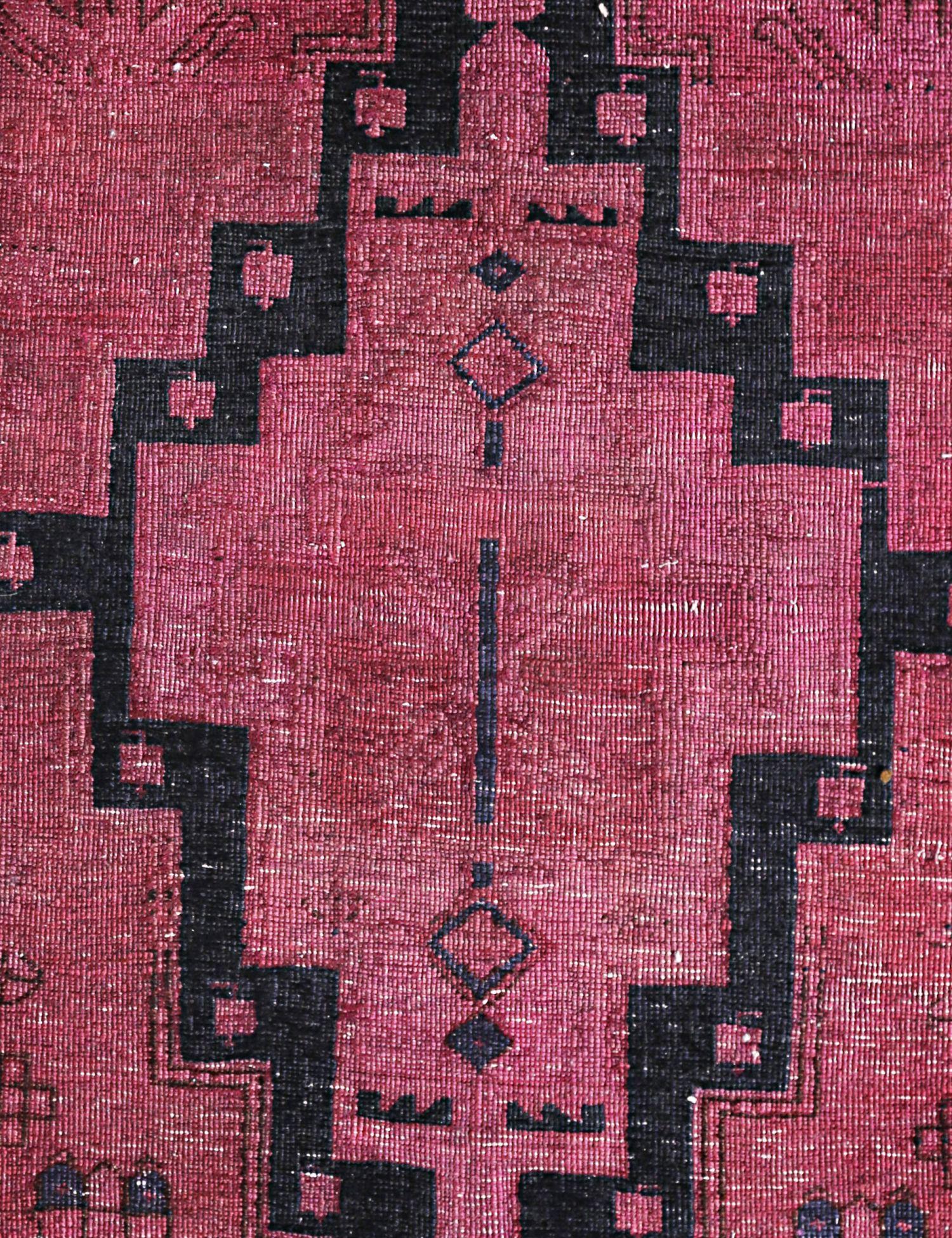 Tappeto Vintage  rosa <br/>140 x 80 cm
