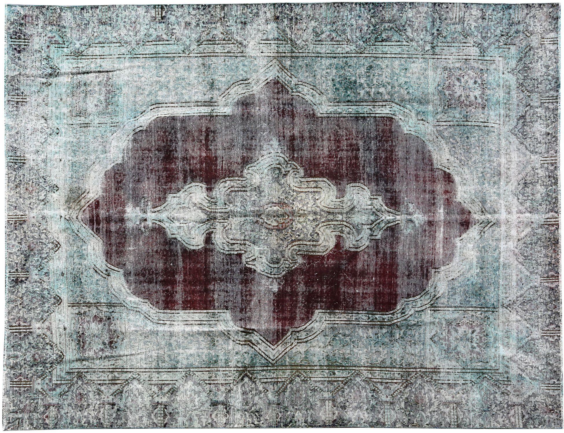 Tappeto Vintage  blu <br/>345 x 260 cm
