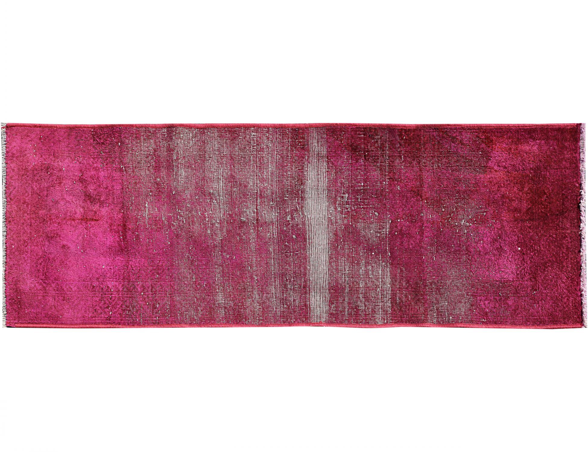 Vintage Teppich  rosa <br/>177 x 61 cm