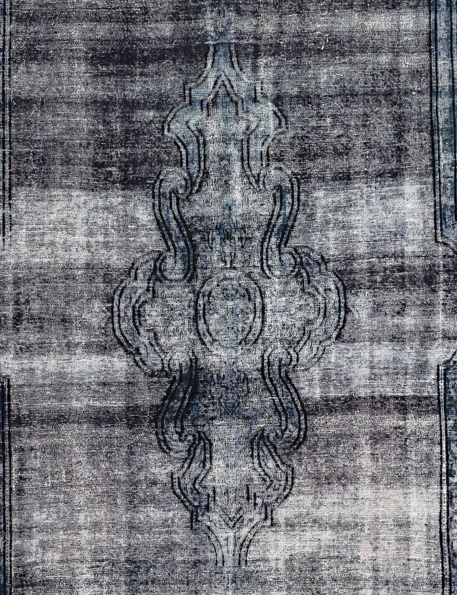 Tappeto Vintage  blu <br/>367 x 270 cm
