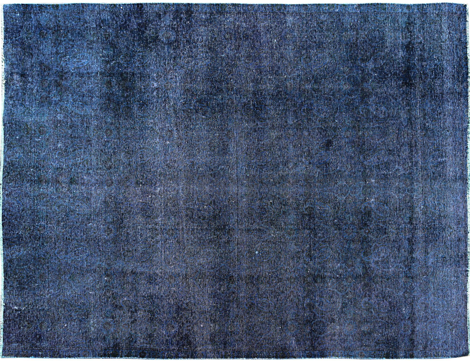 Tappeto Vintage  blu <br/>302 x 220 cm