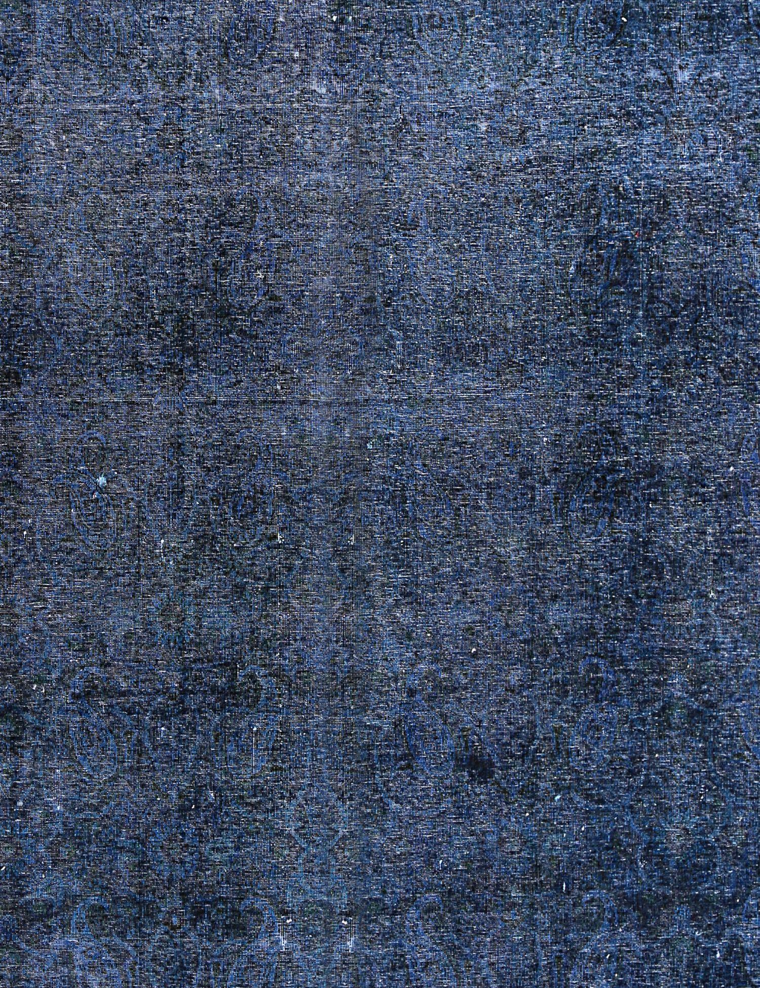 Vintage Teppich  blau <br/>302 x 220 cm