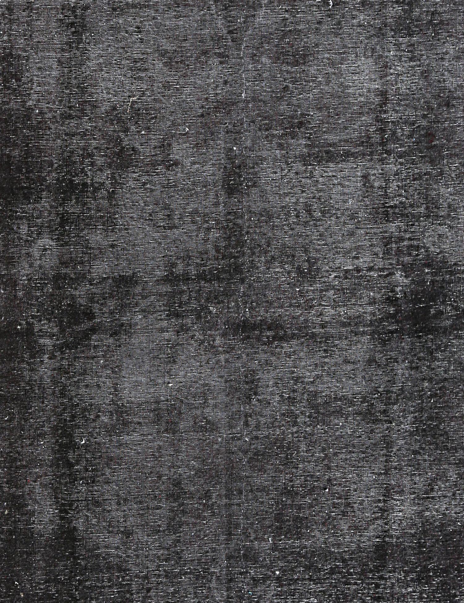 Tappeto Vintage  nero <br/>260 x 331 cm