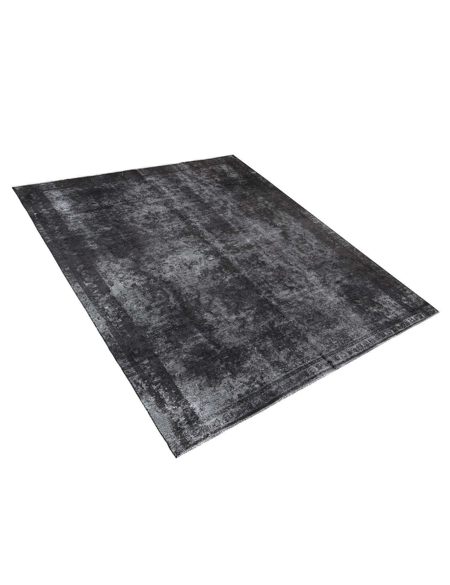 Vintage Teppich  schwarz <br/>316 x 220 cm