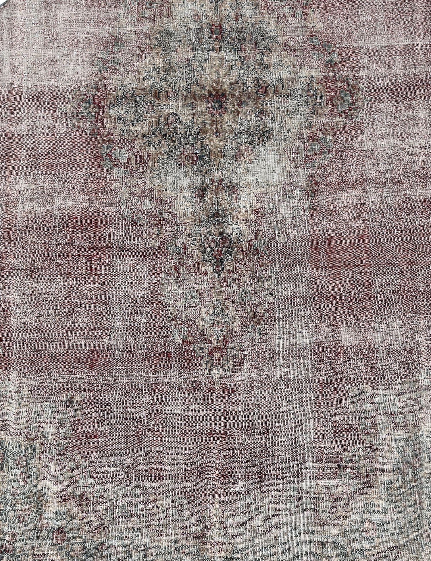 Vintage Teppich  beige <br/>250 x 250 cm