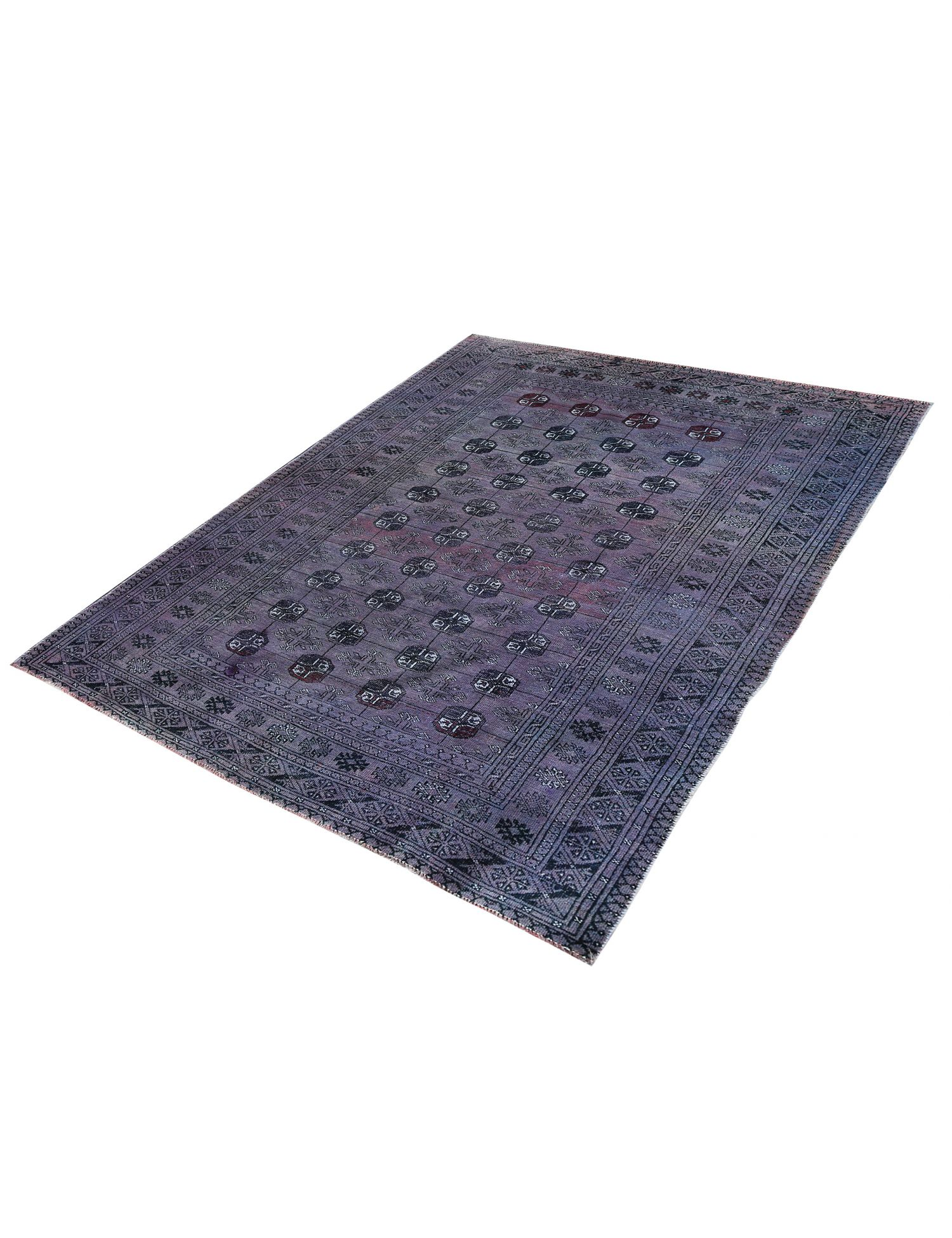 Vintage Teppich  lila <br/>275 x 206 cm