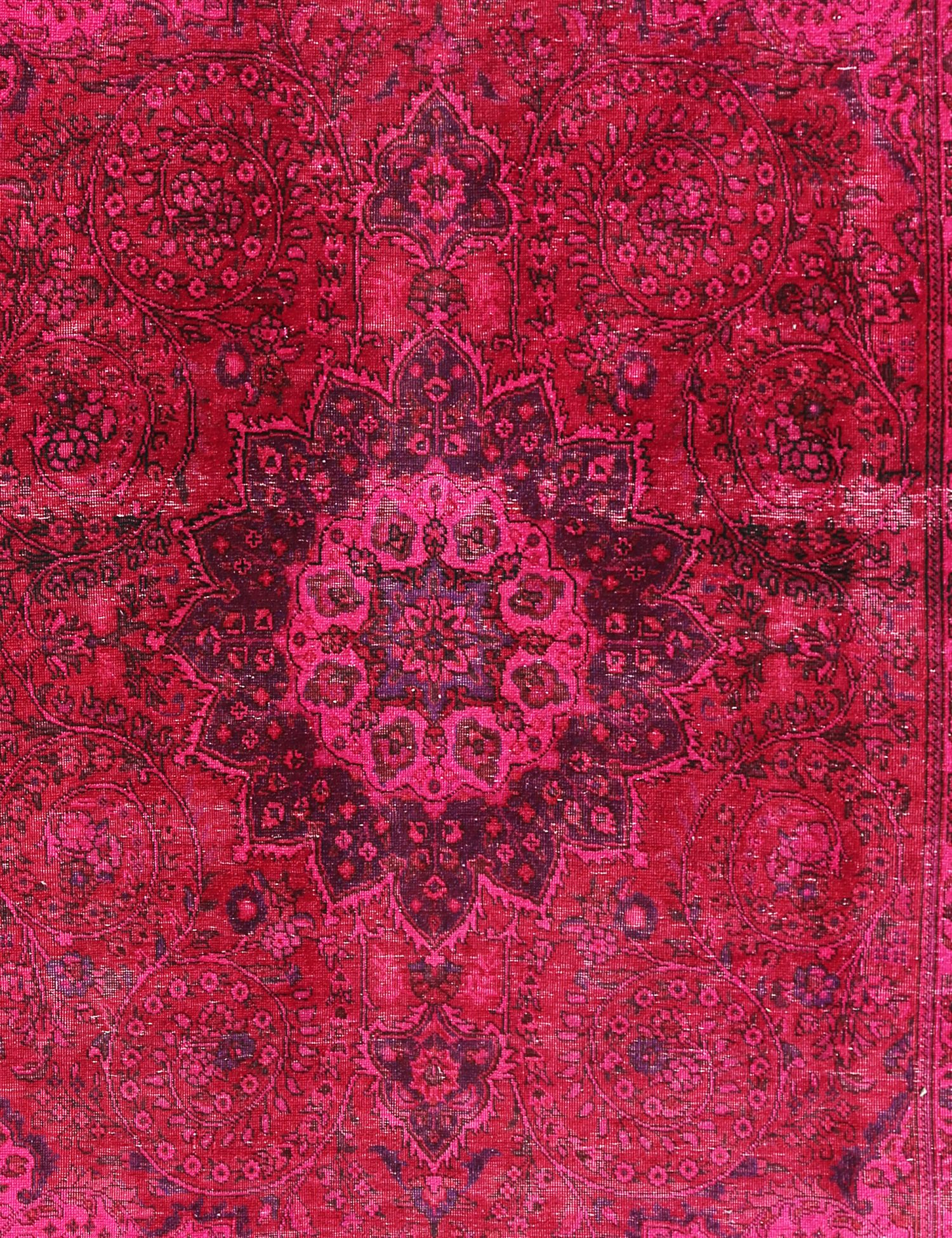 Vintage Teppich  rot <br/>288 x 200 cm