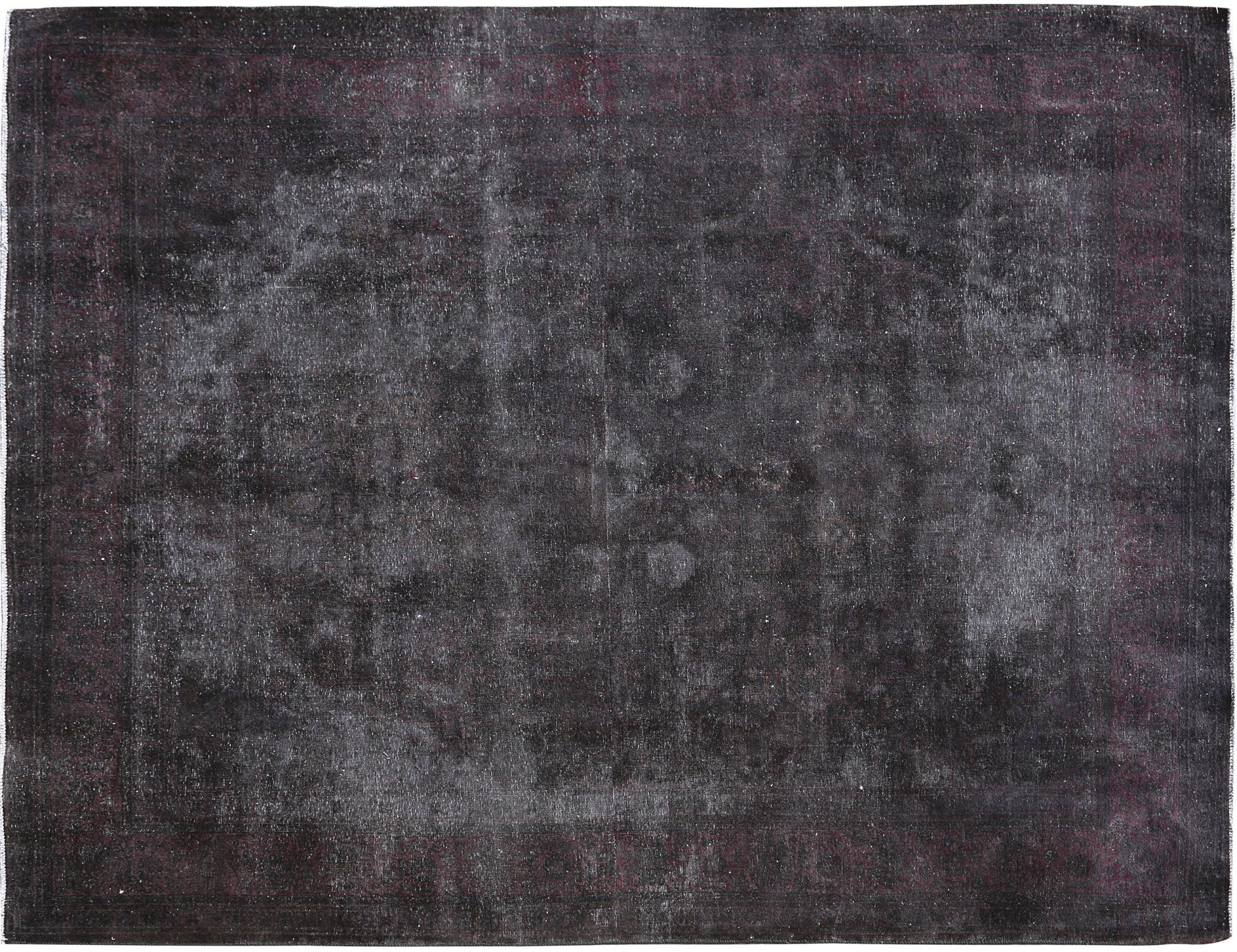 Tappeto Vintage  nero <br/>326 x 257 cm