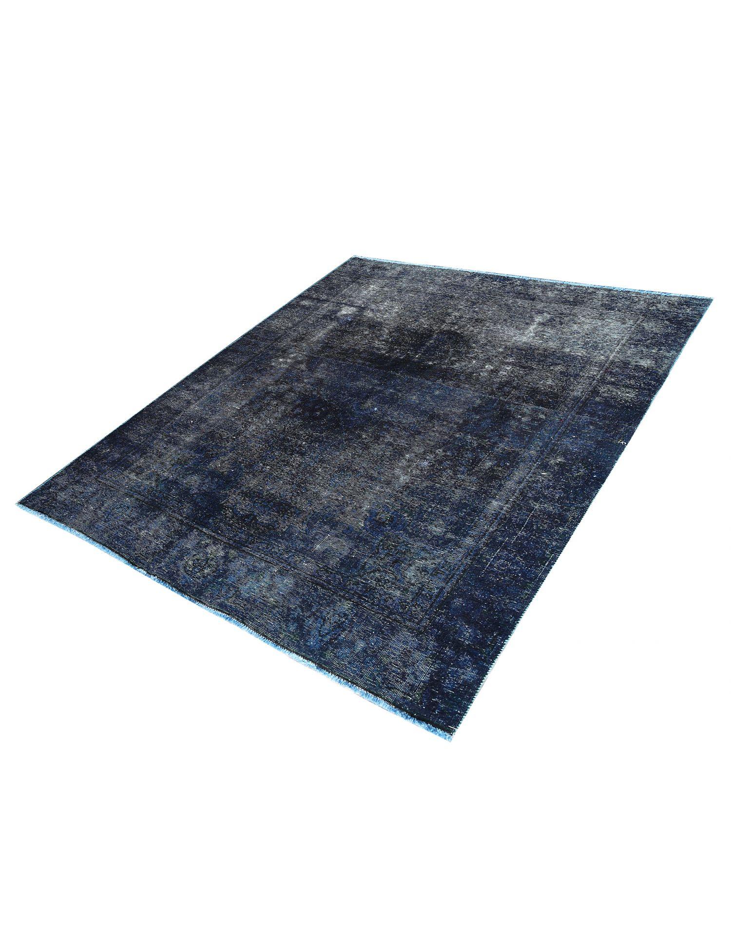 Tappeto Vintage  blu <br/>237 x 191 cm