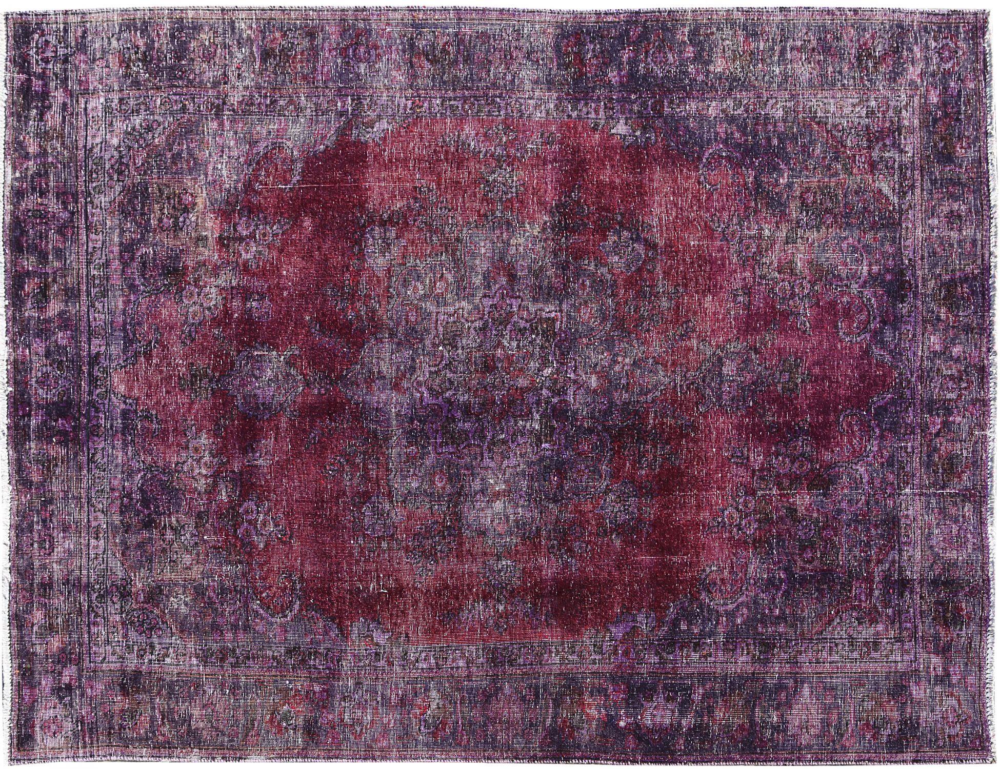 Vintage Teppich  lila <br/>288 x 195 cm