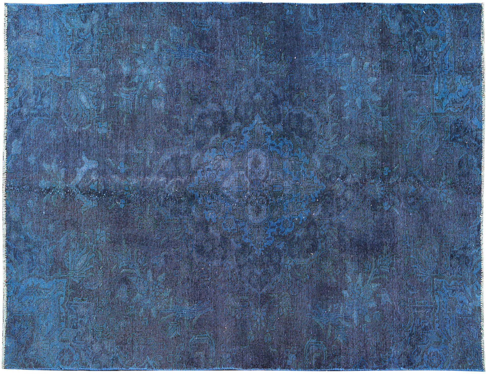 Vintage Teppich  blau <br/>300 x 192 cm