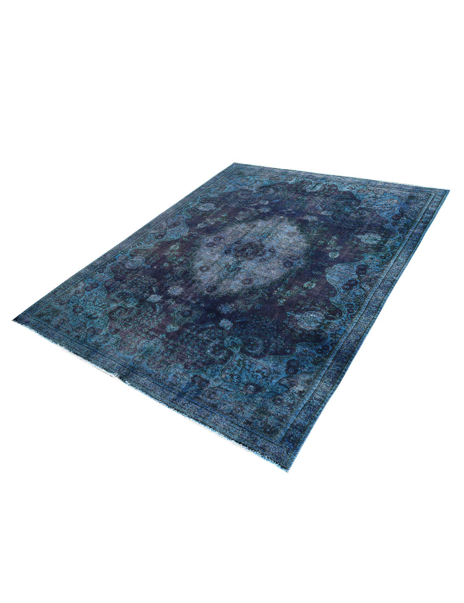 Vintage Teppich  blau <br/>317 x 217 cm