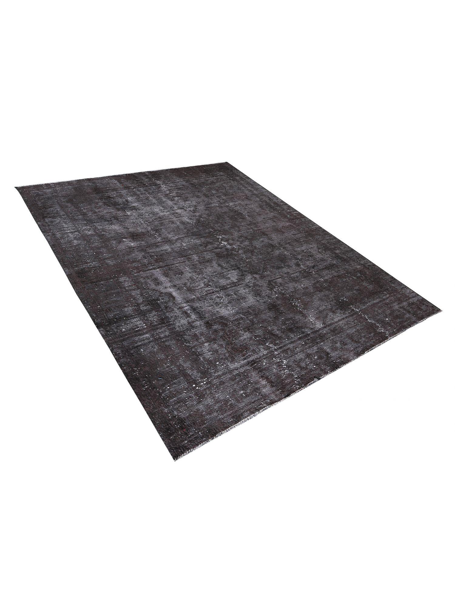 Vintage Teppich  schwarz <br/>270 x 180 cm