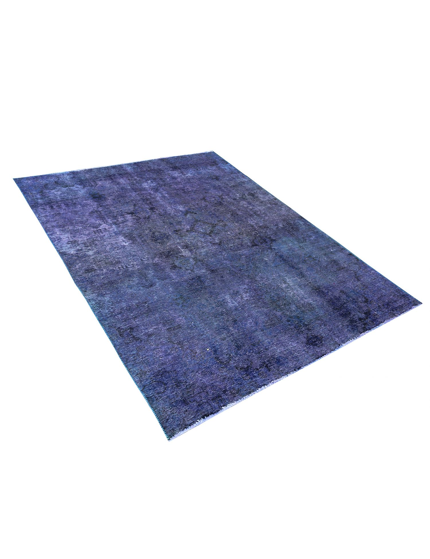 Tappeto Vintage  blu <br/>260 x 177 cm
