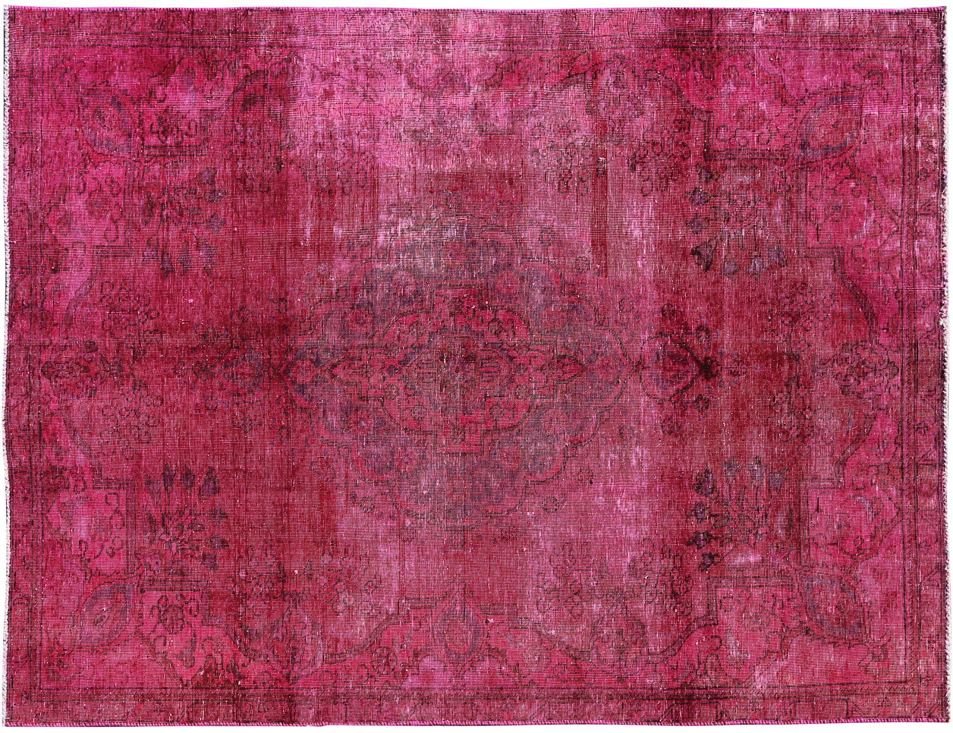 Vintage Teppich  rosa <br/>278 x 182 cm