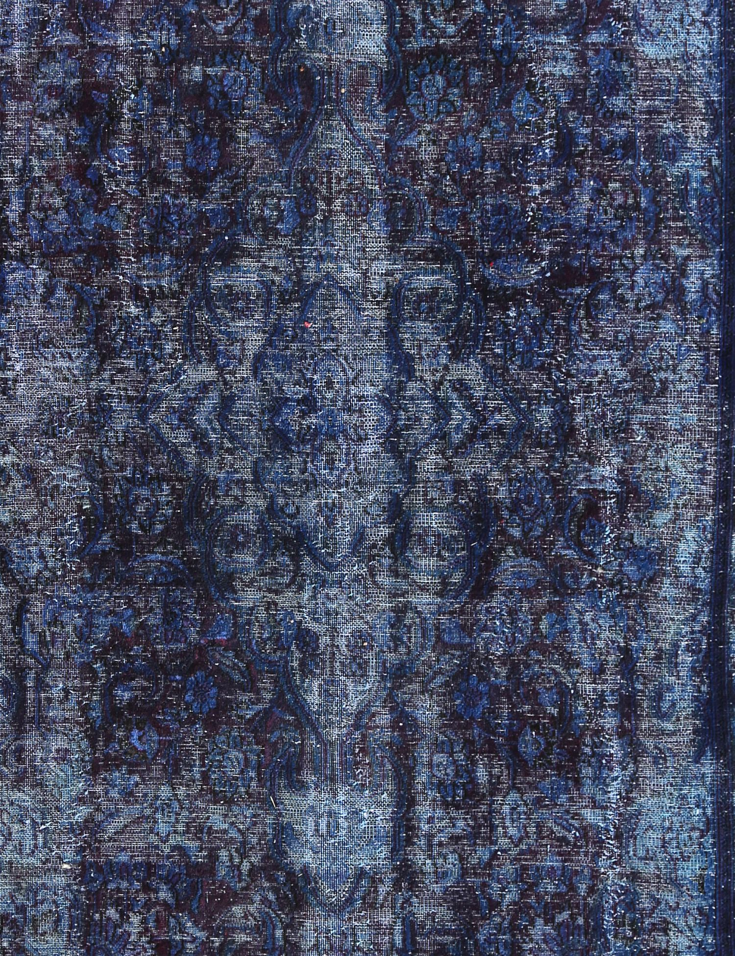 Tappeto Vintage  blu <br/>300 x 210 cm