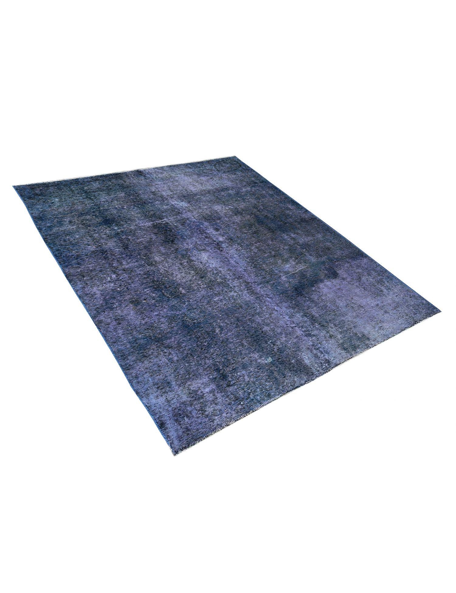Tappeto Vintage  blu <br/>261 x 175 cm