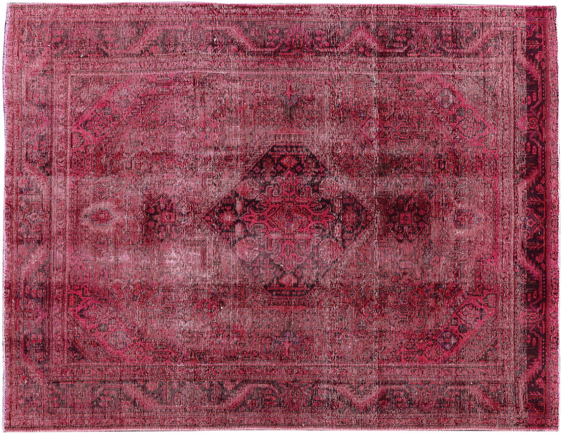 Tappeto Vintage  rosso <br/>289 x 207 cm