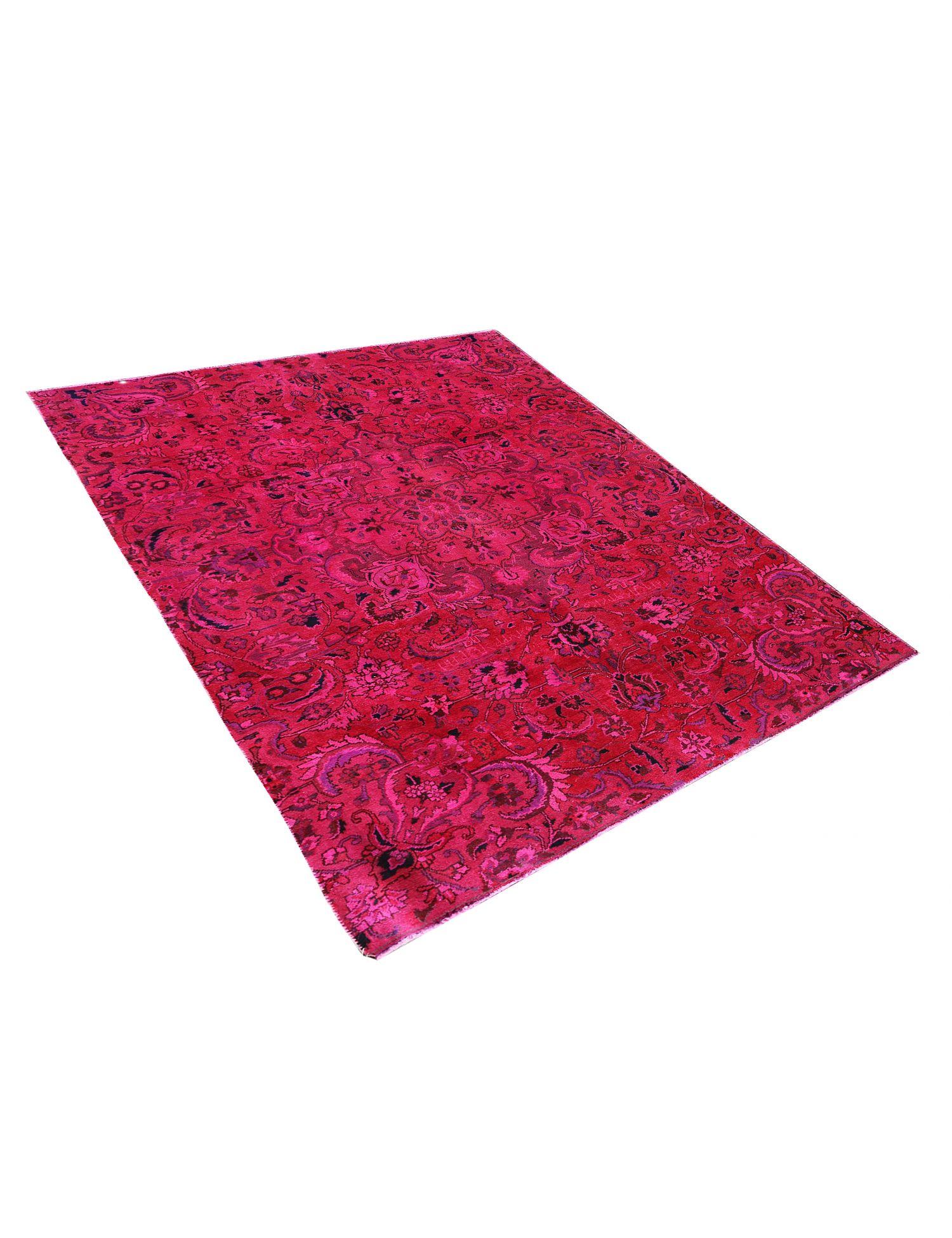 Vintage Teppich  rot <br/>270 x 195 cm