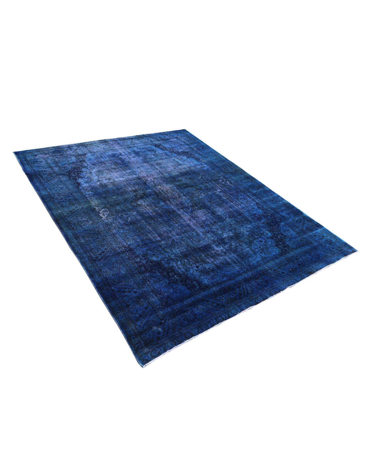 Tappeto Vintage  blu <br/>450 x 306 cm