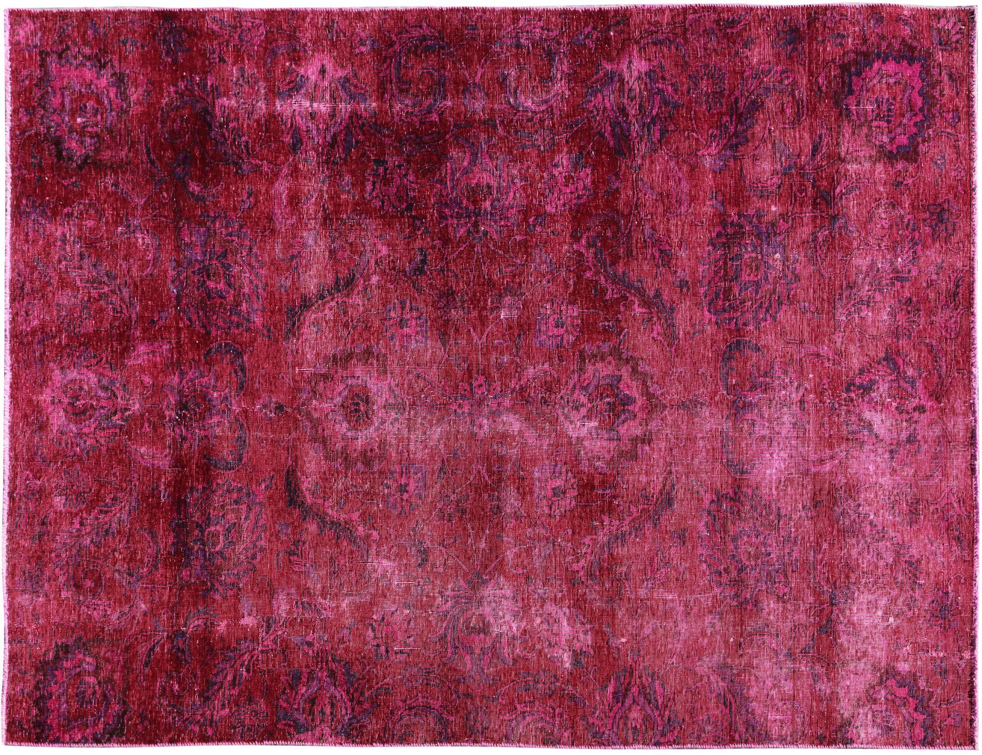 Tappeto Vintage  rosso <br/>310 x 180 cm