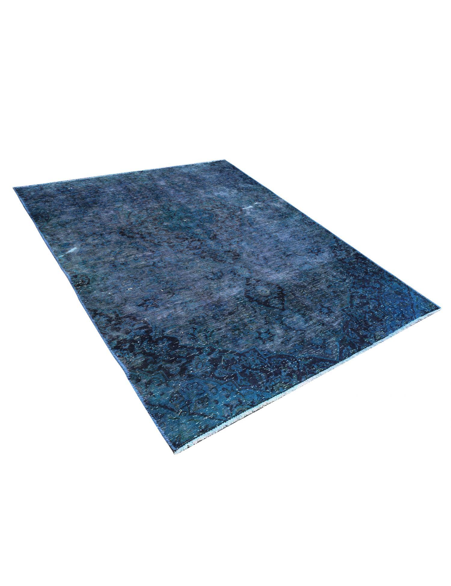 Vintage Teppich  blau <br/>174 x 120 cm