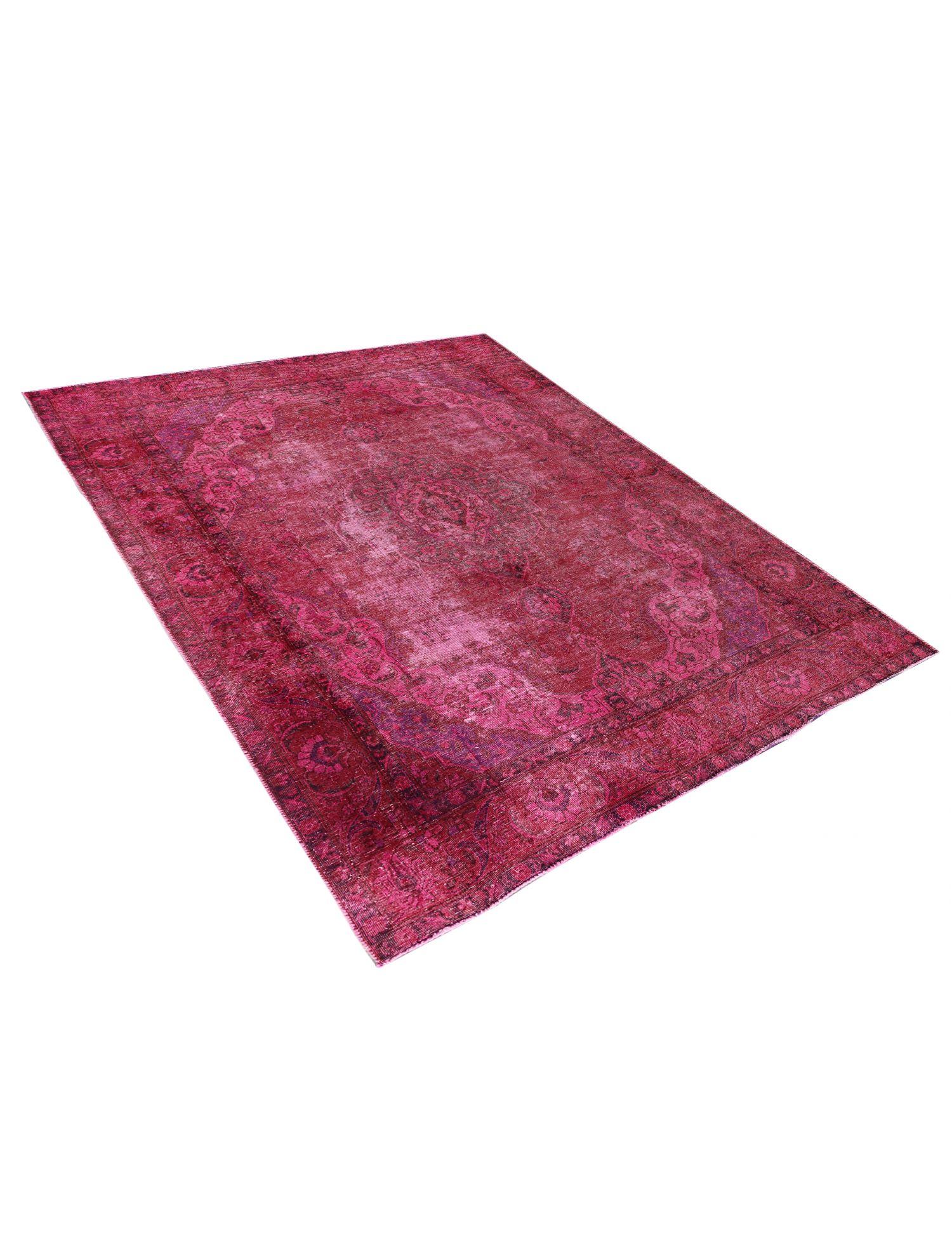 Tappeto Vintage  rosso <br/>274 x 190 cm