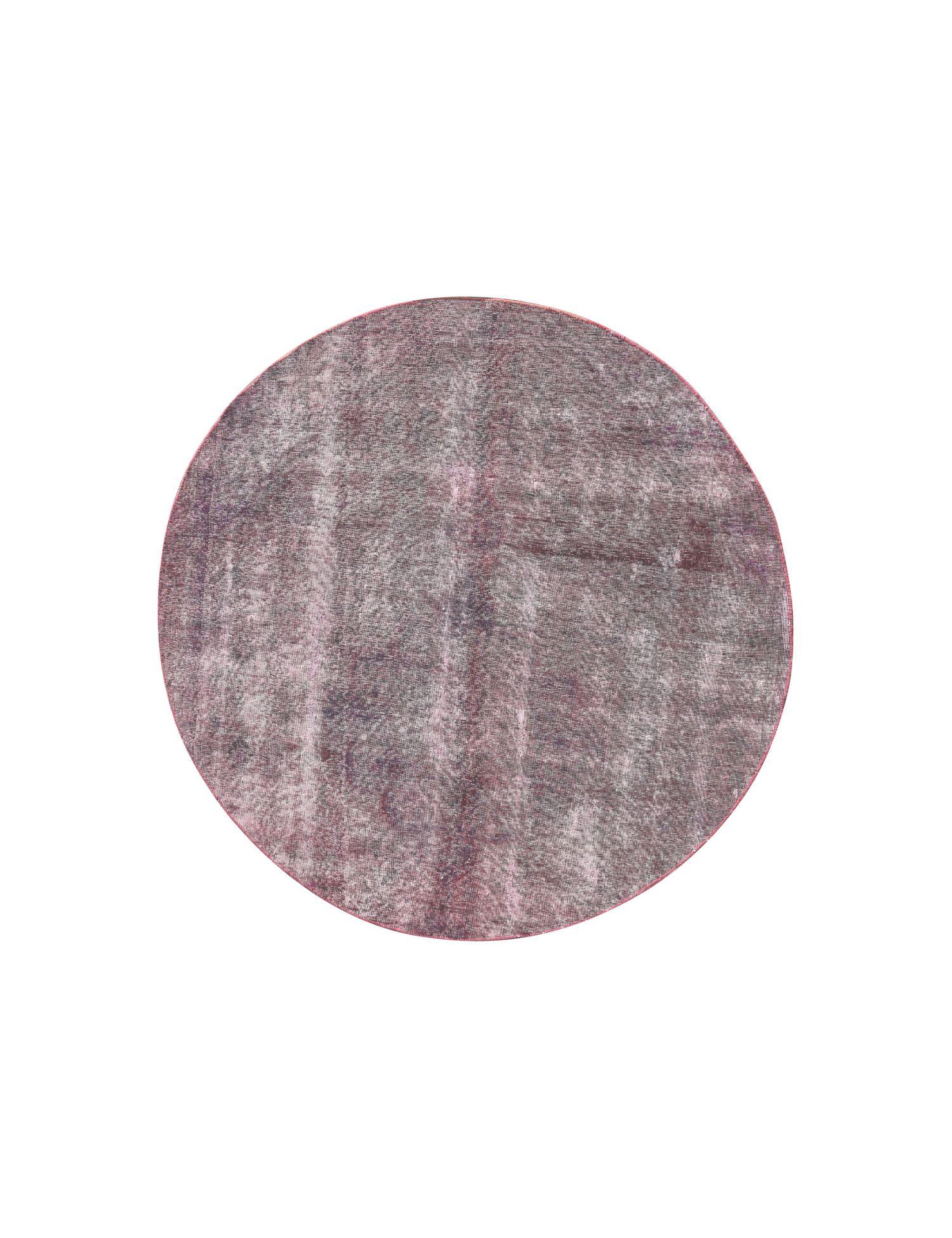Vintage Teppich  rosa <br/>233 x 233 cm
