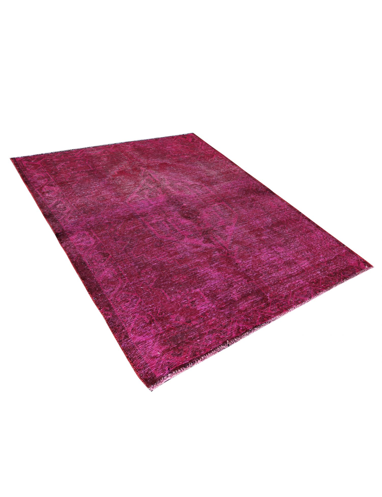 Tappeto Vintage  rosso <br/>185 x 138 cm