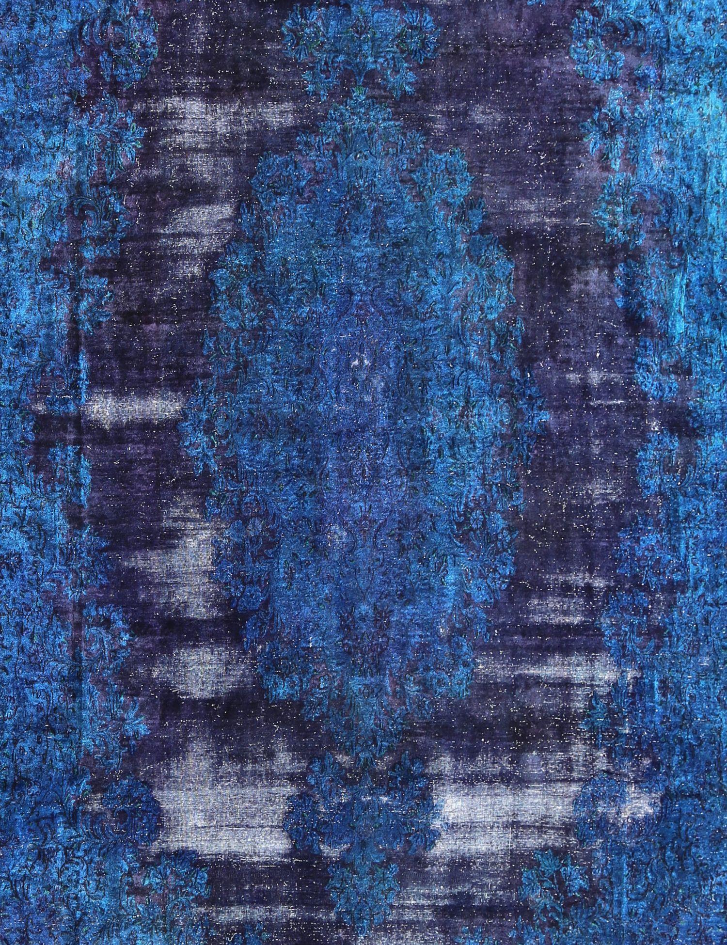 Vintage Teppich  blau <br/>482 x 332 cm