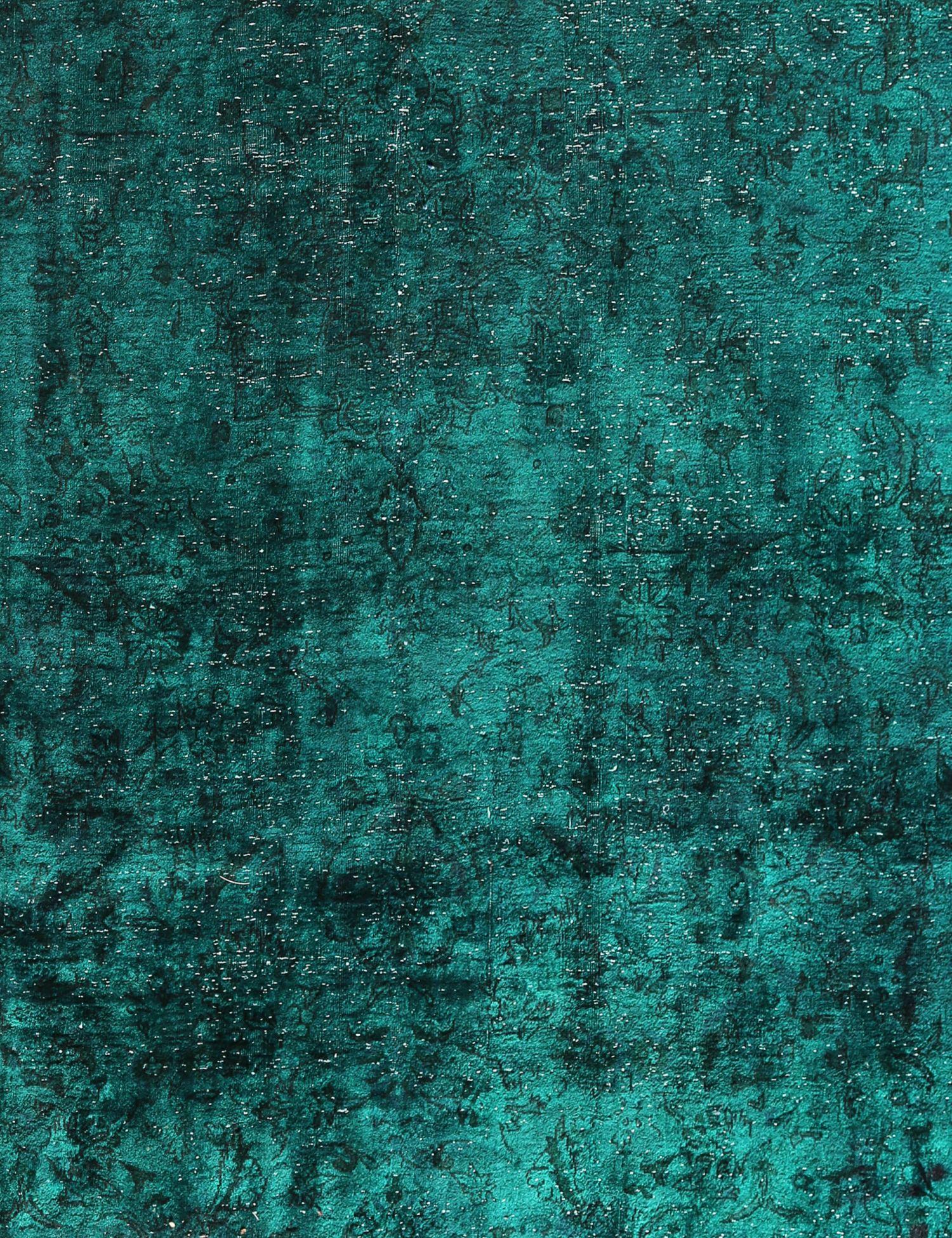 Tappeto Vintage  verde <br/>300 x 210 cm