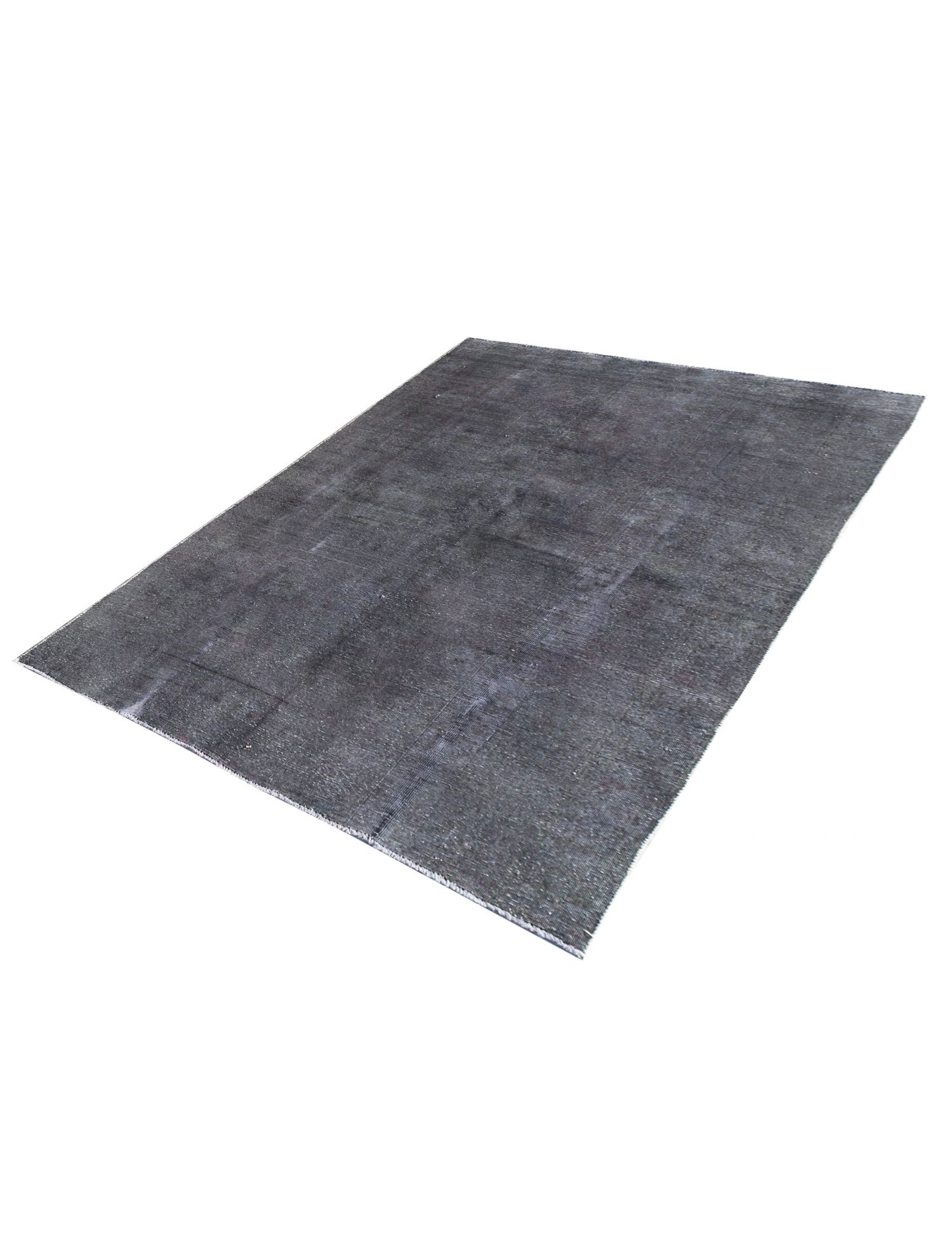 Vintage Teppich  schwarz <br/>235 x 164 cm