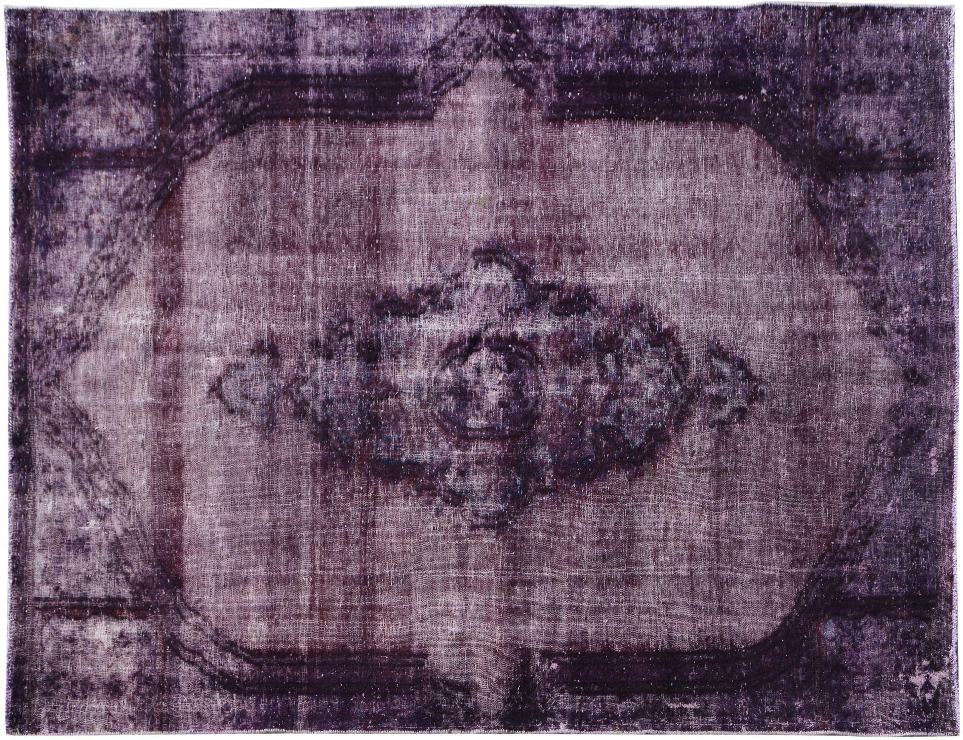 Tappeto Vintage  viola <br/>304 x 192 cm