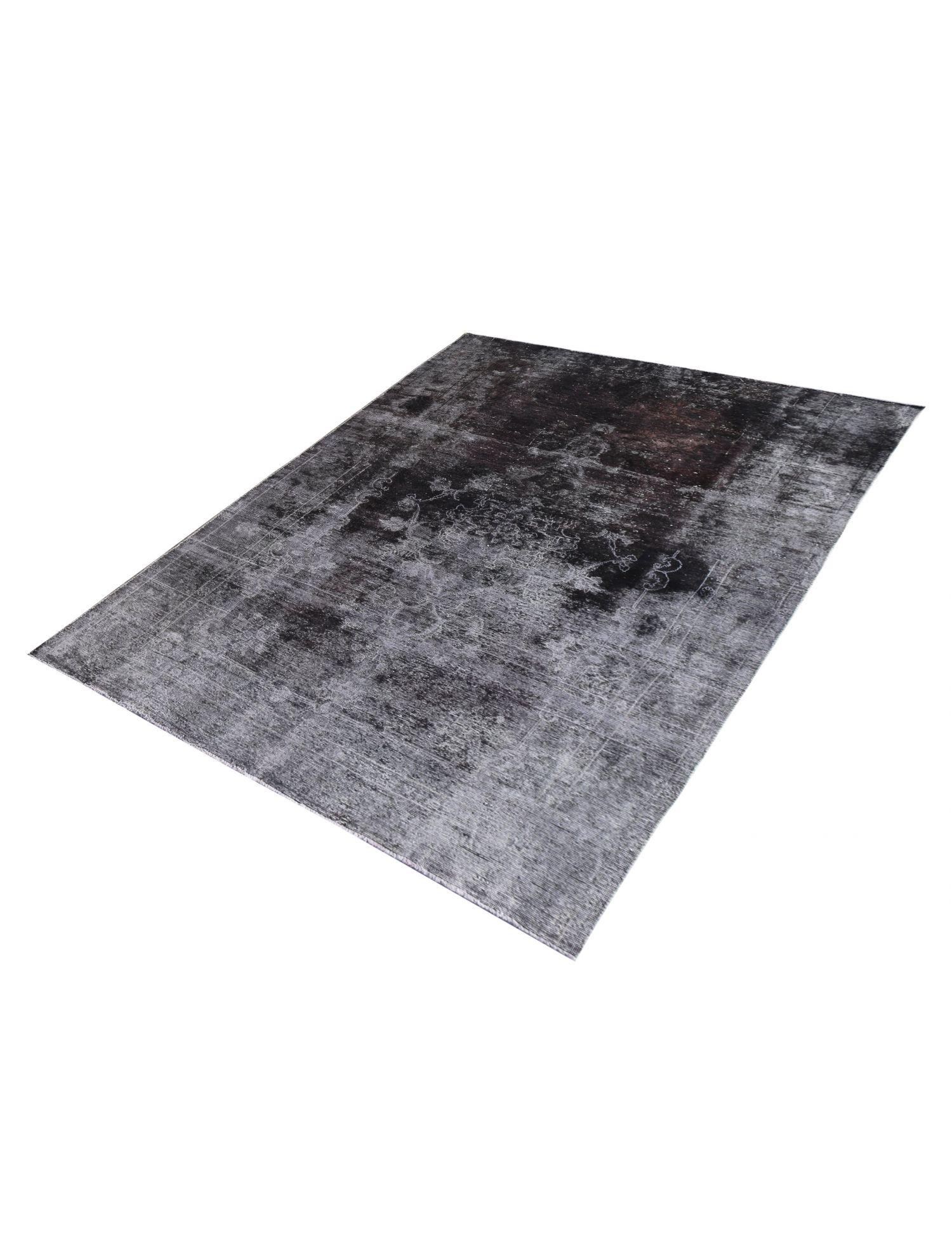 Tappeto Vintage  nero <br/>277 x 194 cm