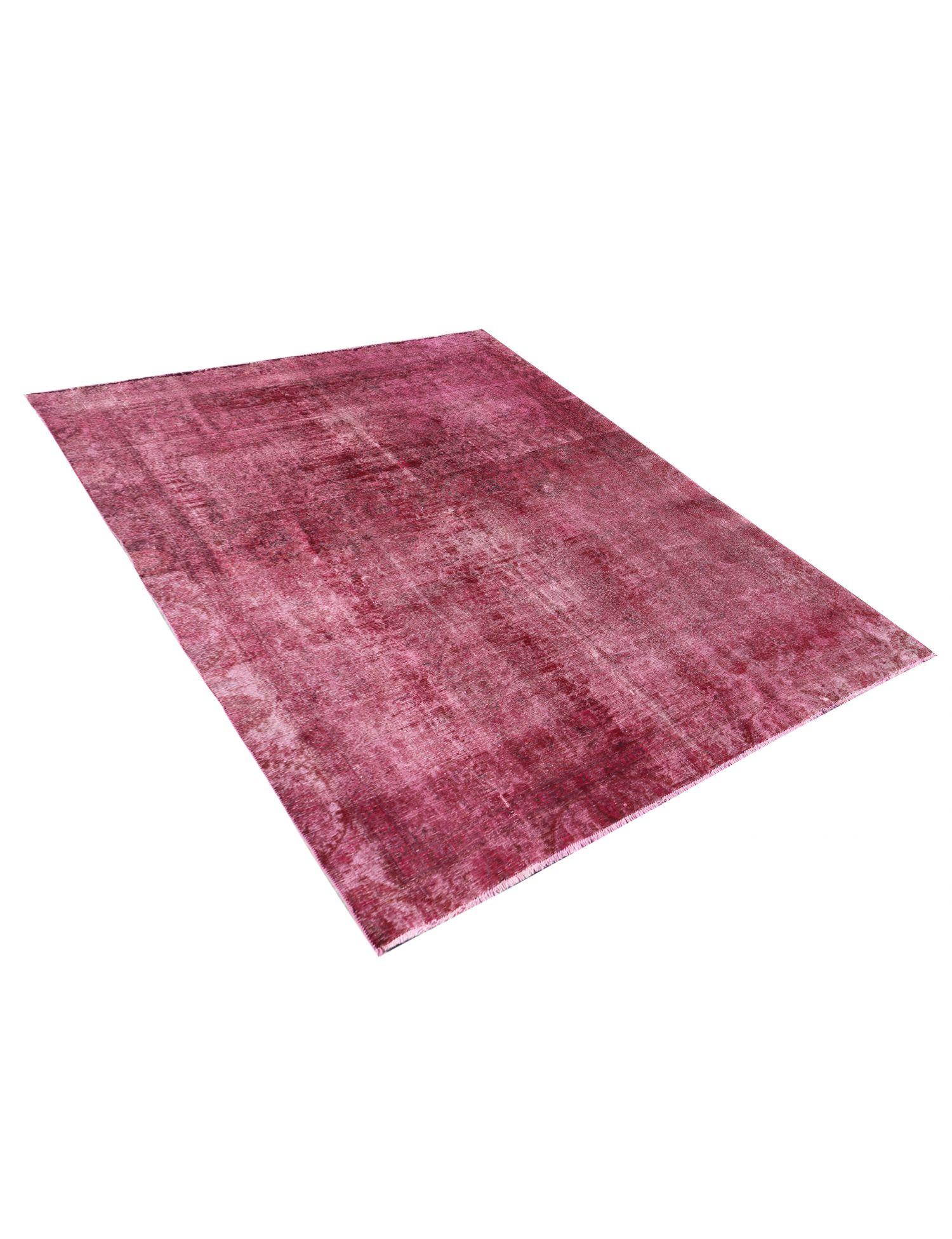 Vintage Teppich  rosa <br/>309 x 262 cm