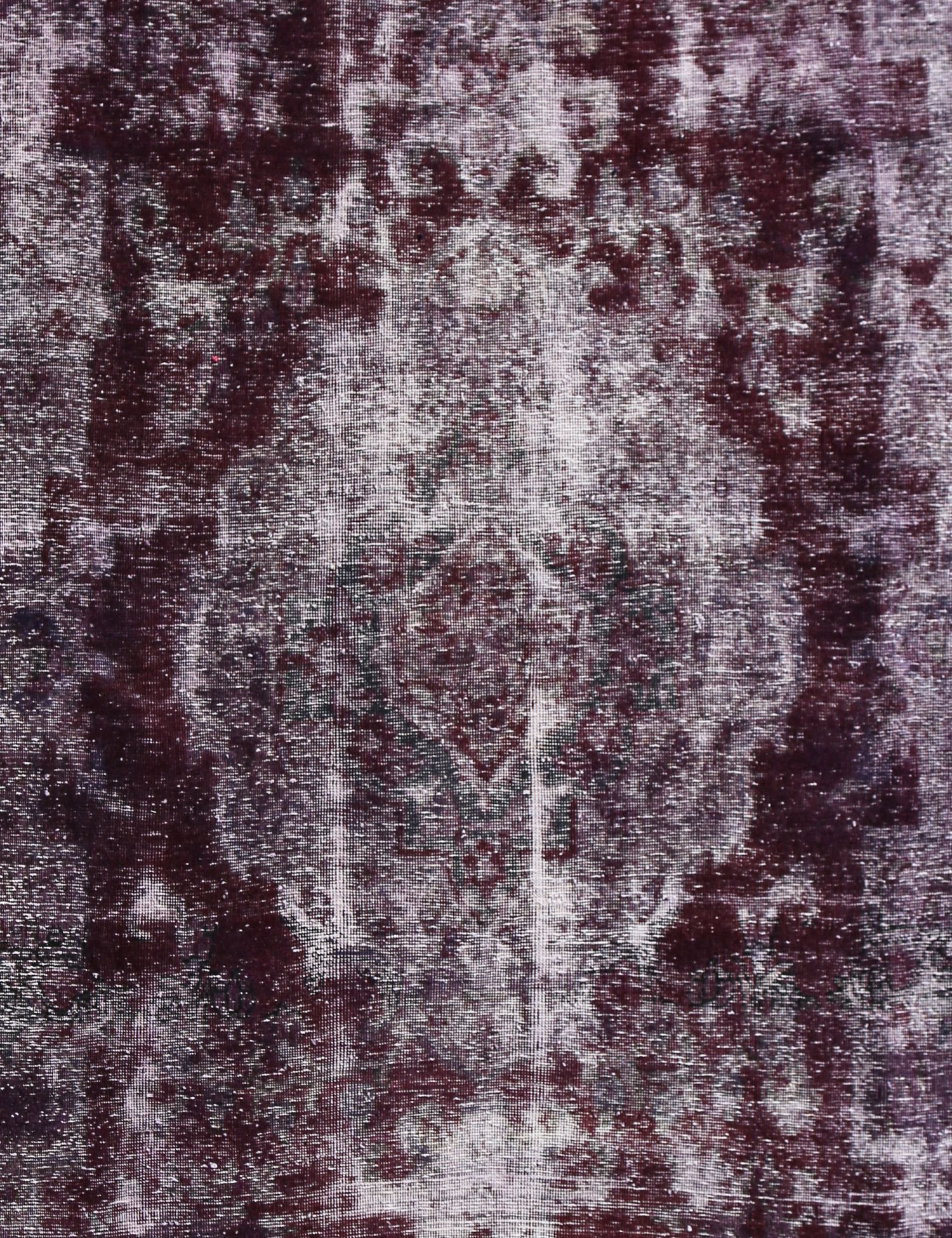 Vintage Teppich  lila <br/>305 x 224 cm