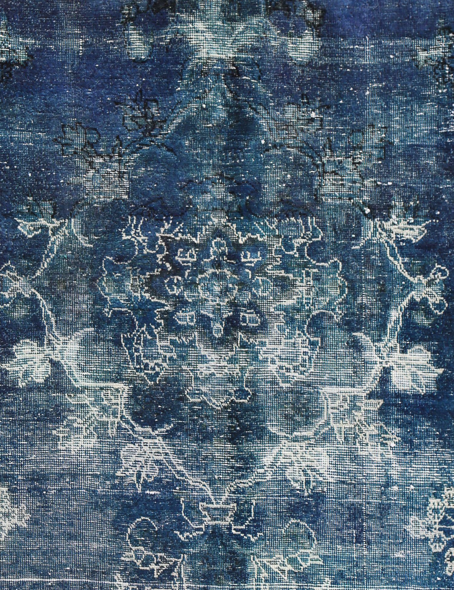 Tappeto Vintage  blu <br/>250 x 143 cm