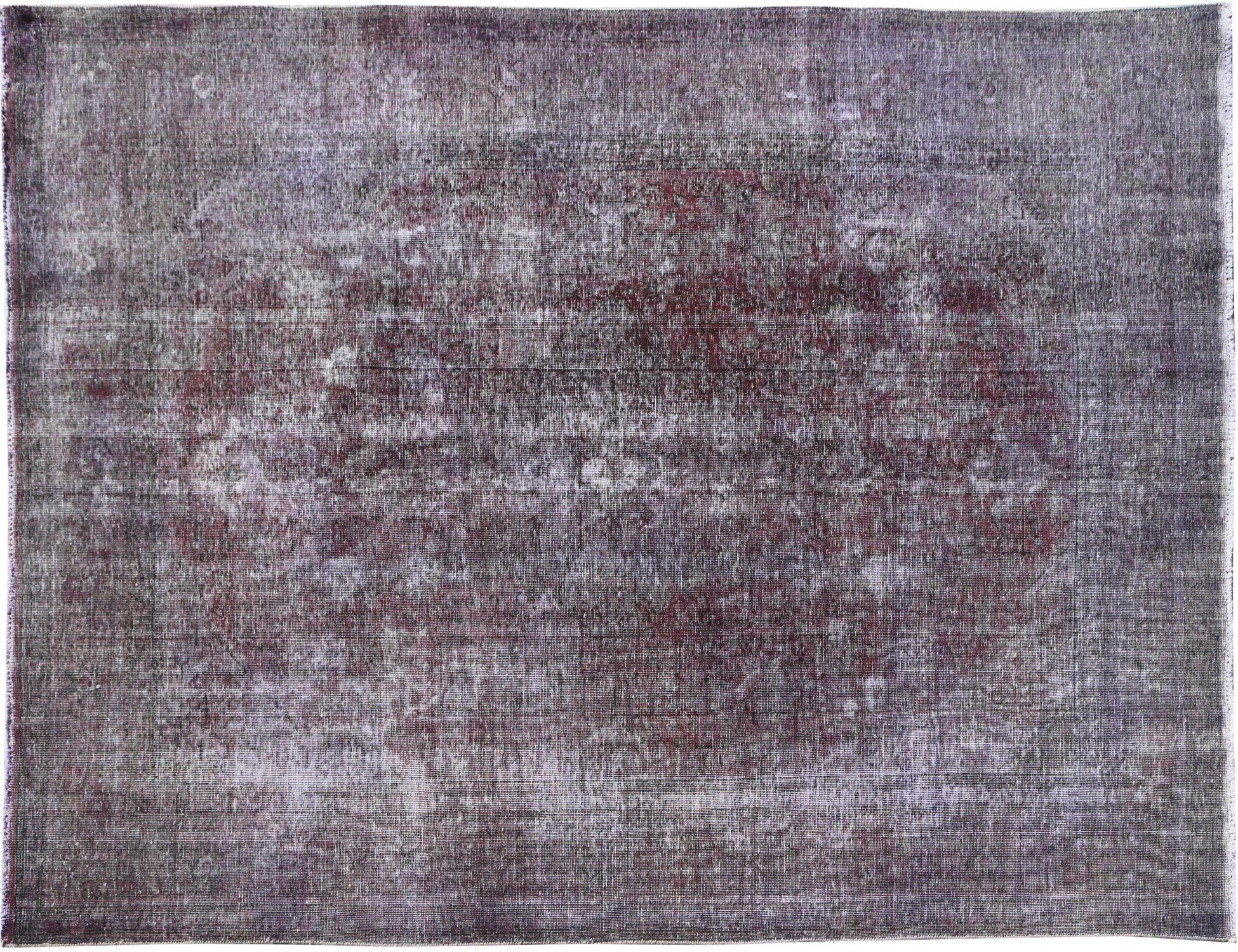 Tappeto Vintage  viola <br/>338 x 238 cm