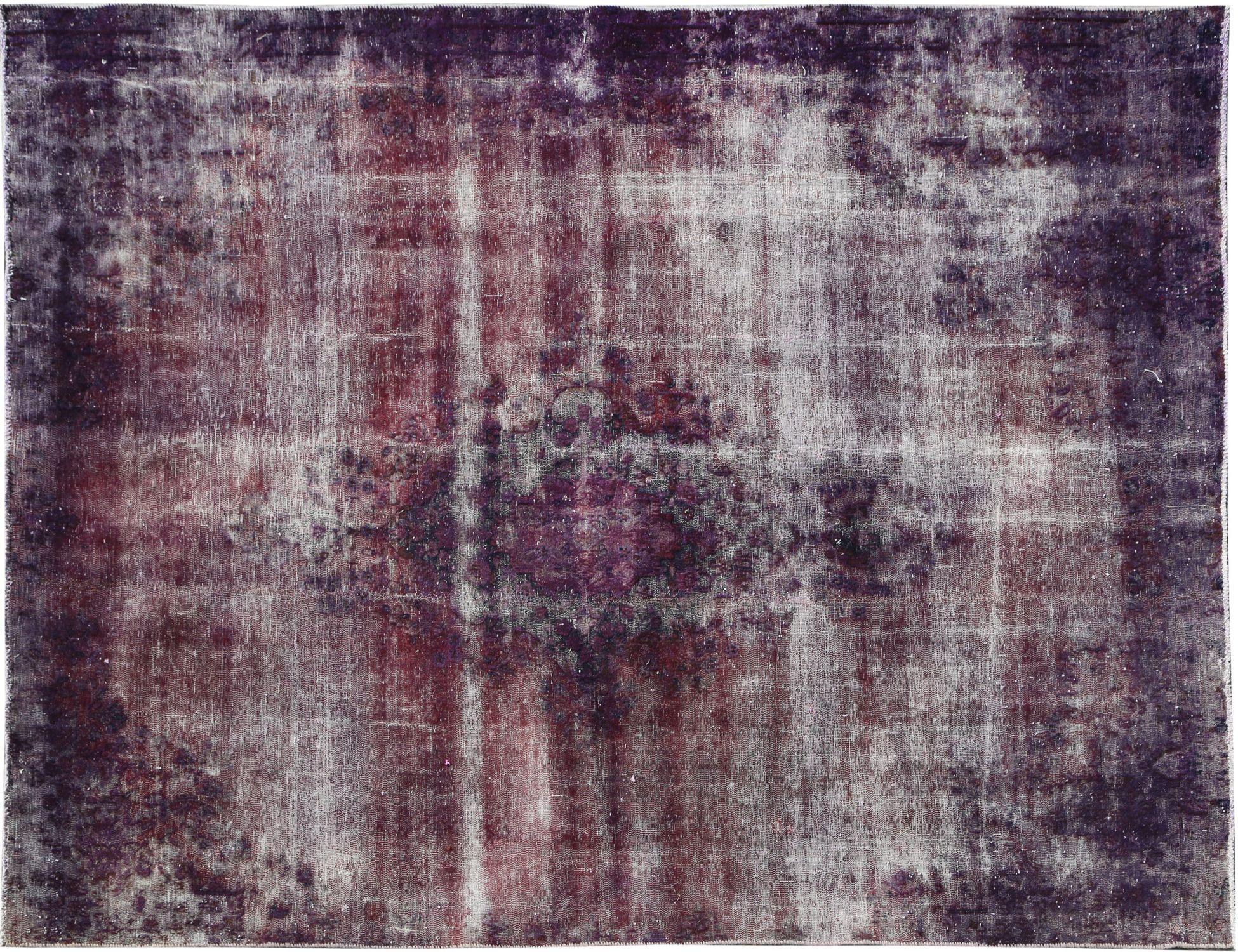 Tappeto Vintage  viola <br/>304 x 202 cm