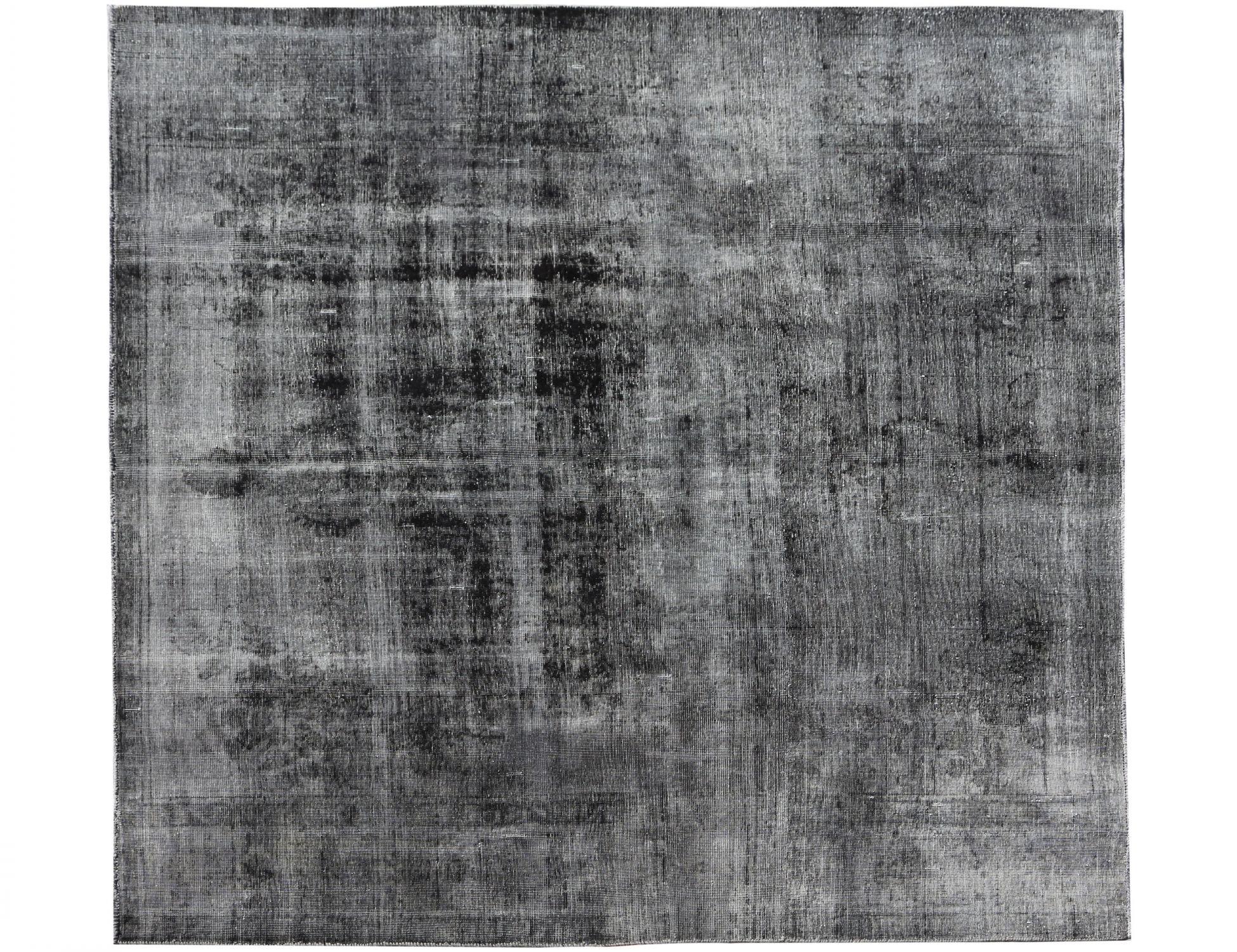 Vintage Teppich  schwarz <br/>263 x 290 cm