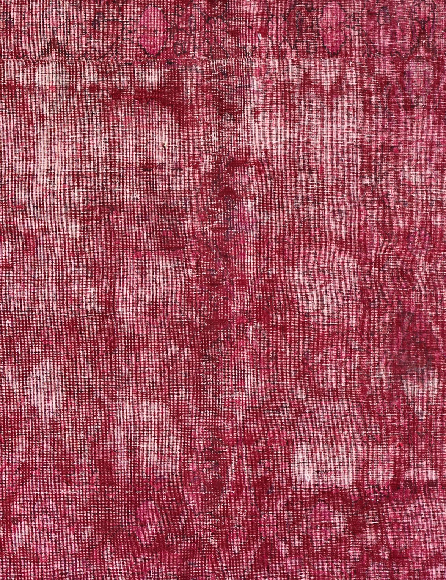 Vintage Teppich  rot <br/>246 x 174 cm