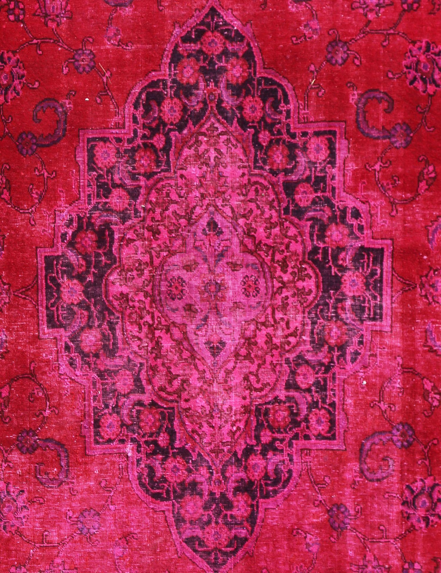 Tappeto Vintage  rosso <br/>315 x 202 cm