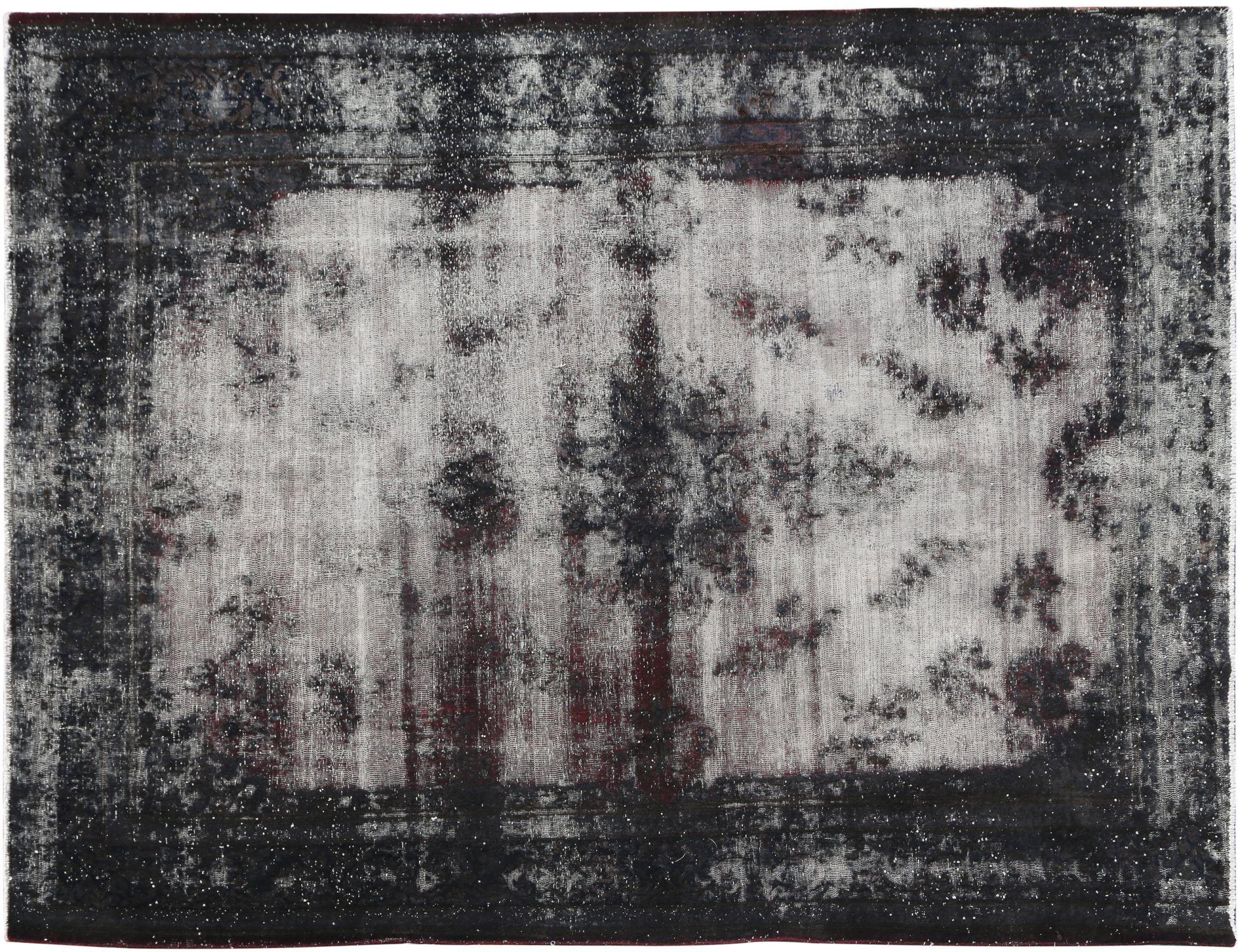 Tappeto Vintage  nero <br/>313 x 236 cm