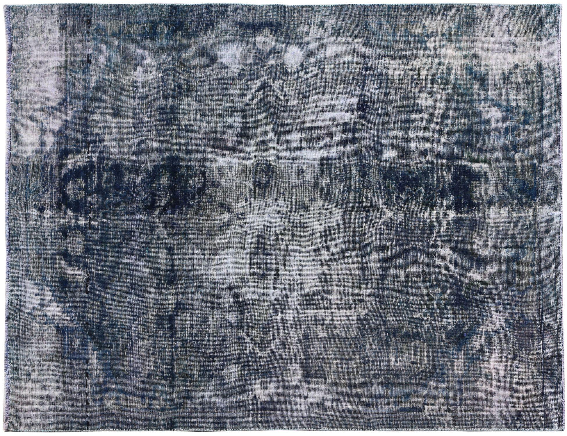 Tappeto Vintage  blu <br/>286 x 187 cm