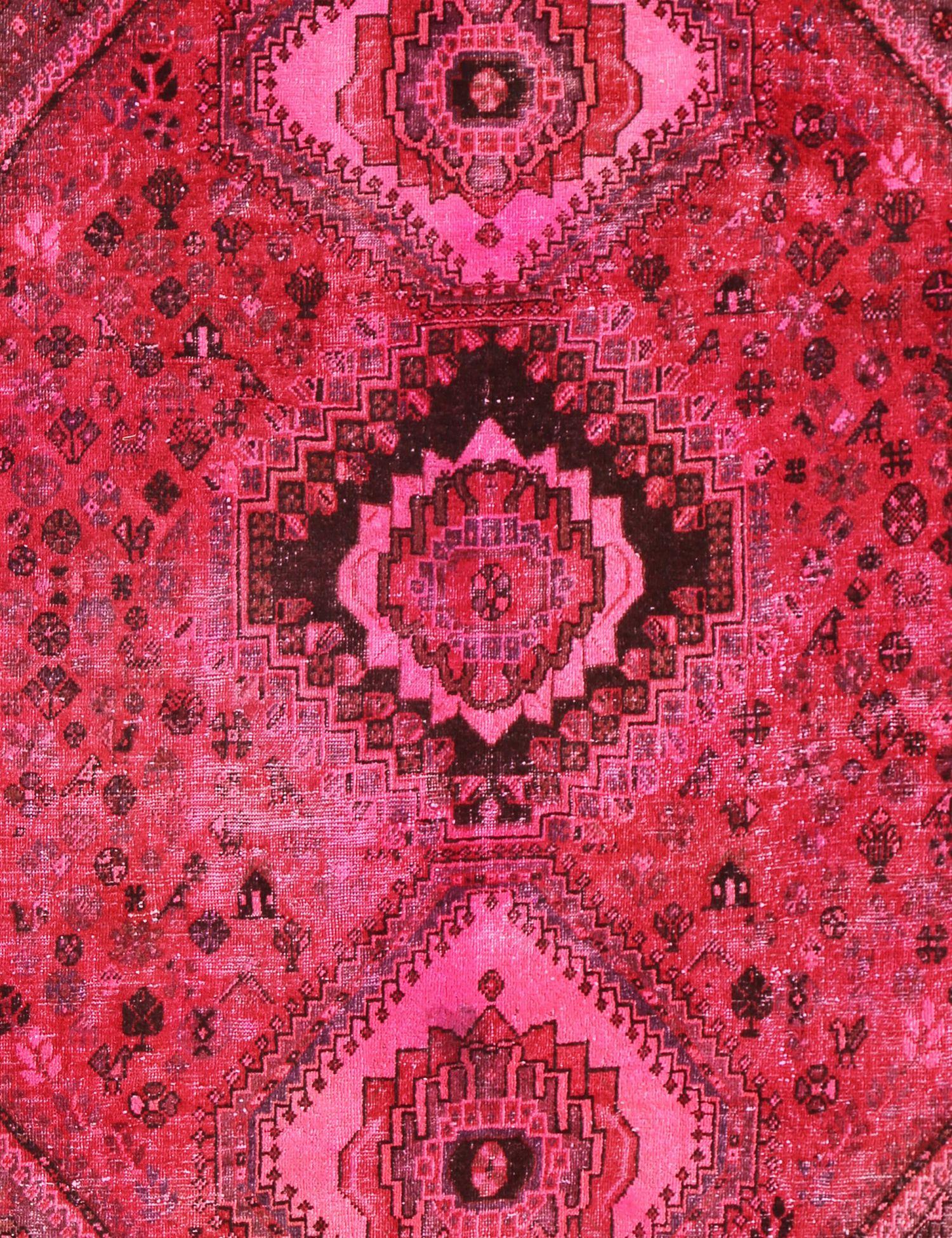 Tappeto Vintage  rosso <br/>296 x 195 cm