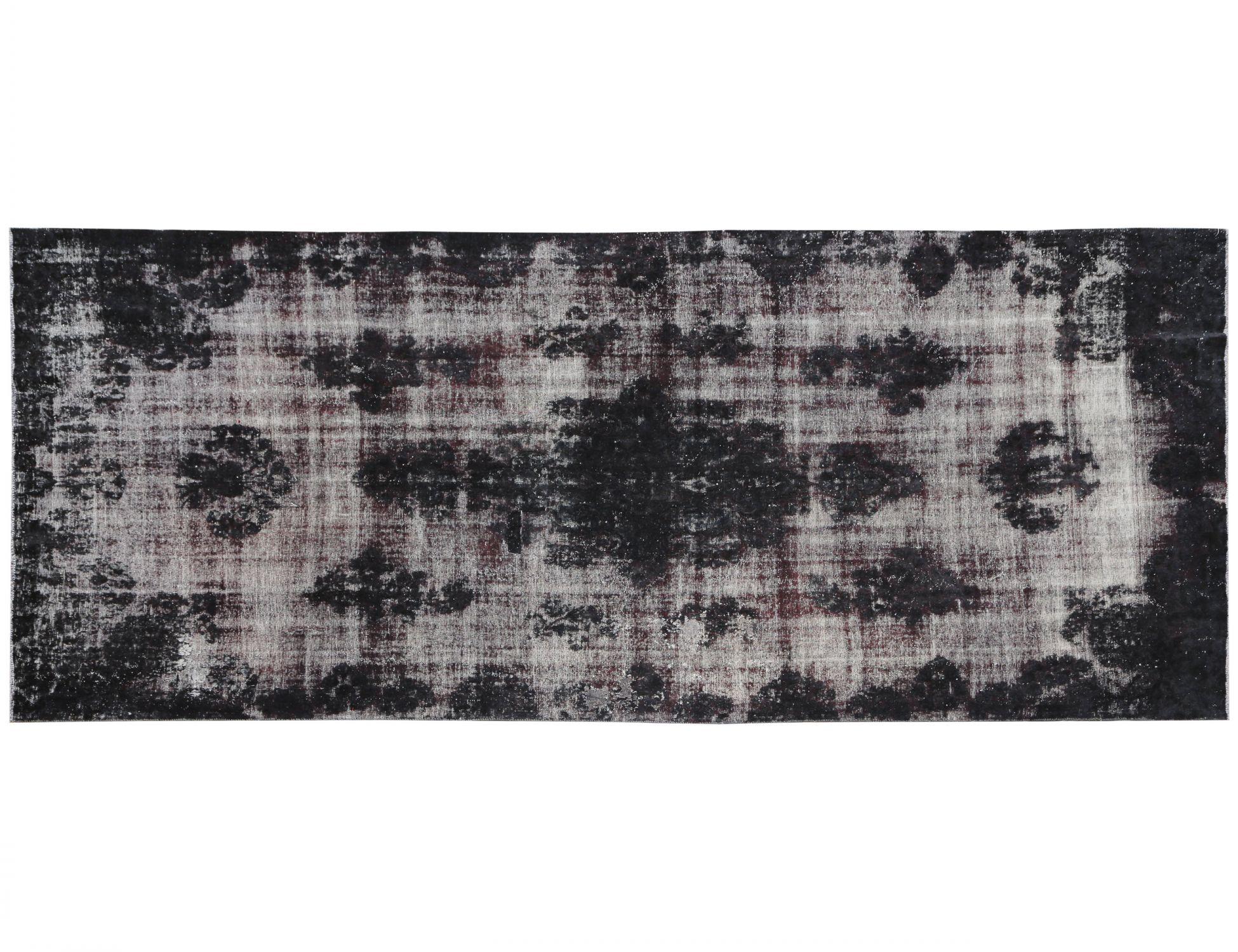 Tappeto Vintage  nero <br/>410 x 185 cm
